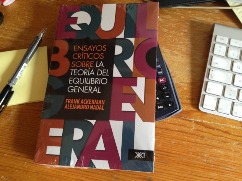 Flawed Foundations of General Equilibrium - Spanish translation